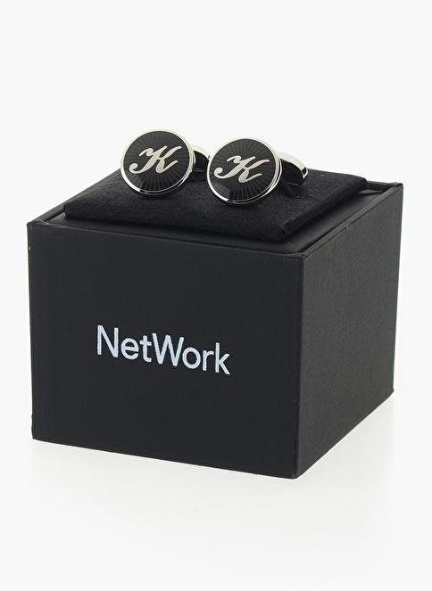 Network Kol Düğmesi Gri